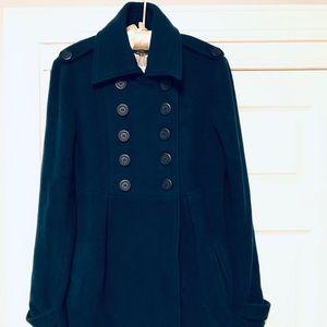 BB Dakota Wool Coat - New! Size medium